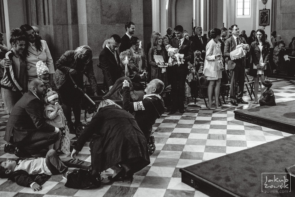 Marietka - zdjęcia z chrztu - Kraków 64