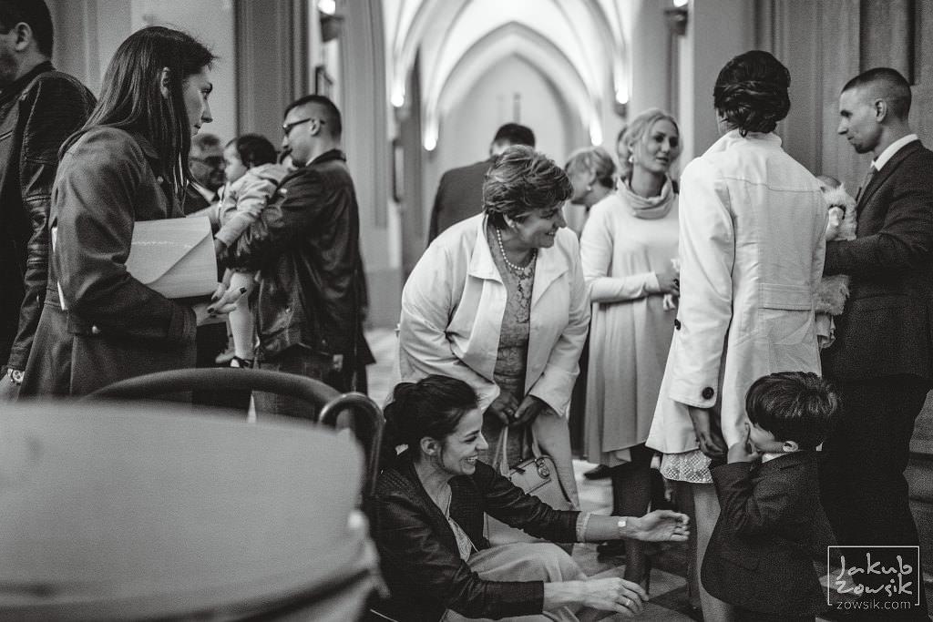 Marietka - zdjęcia z chrztu - Kraków 66