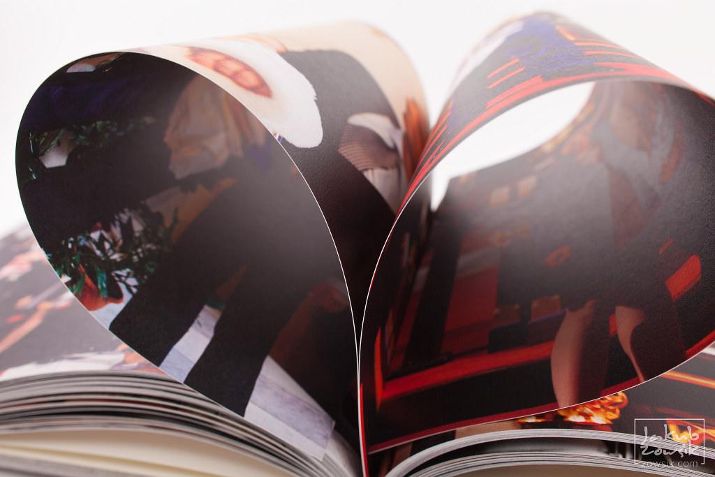 Zdjęcia z chrzcin Marietki w wyjątkowej oprawie! Fotoksiążka PRO Classic na papierze Mohawk Eggshell 18
