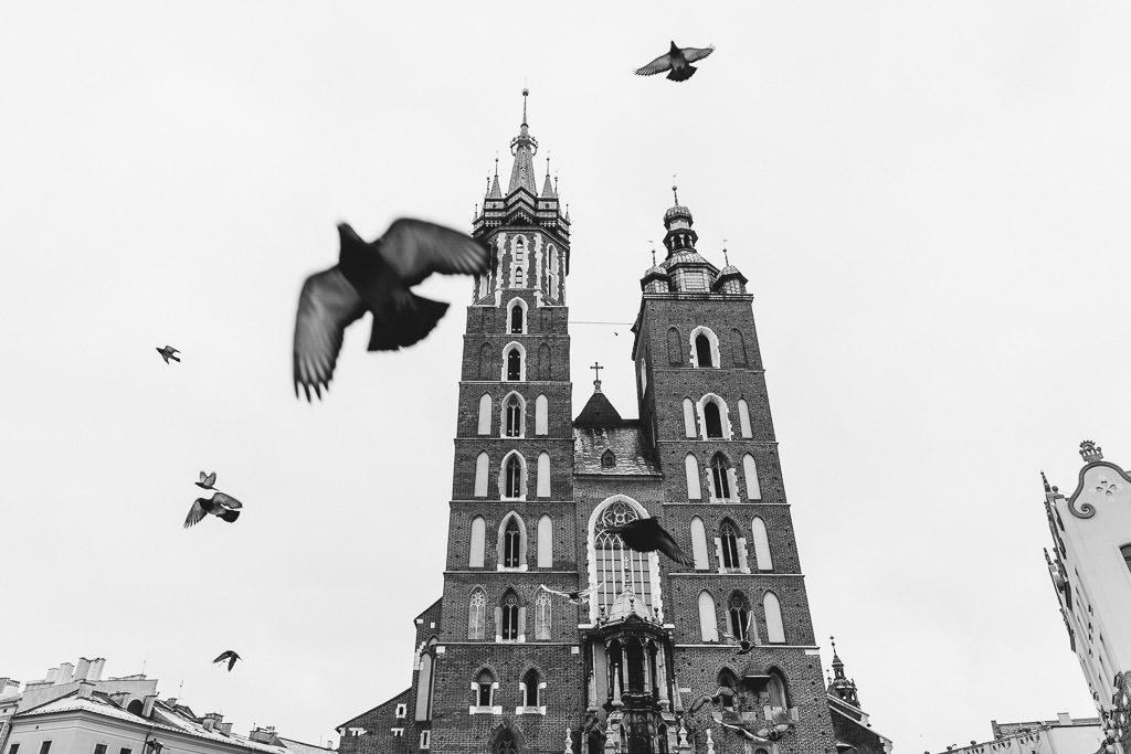 #13 Leisure Time In … Kraków. 12.2018 17