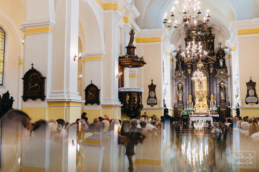 Chrzciny w kościele pw. Przemienienia Pańskiego - ul. Polskiej Organizacji Wojskowej 1; 05-250 Radzymin