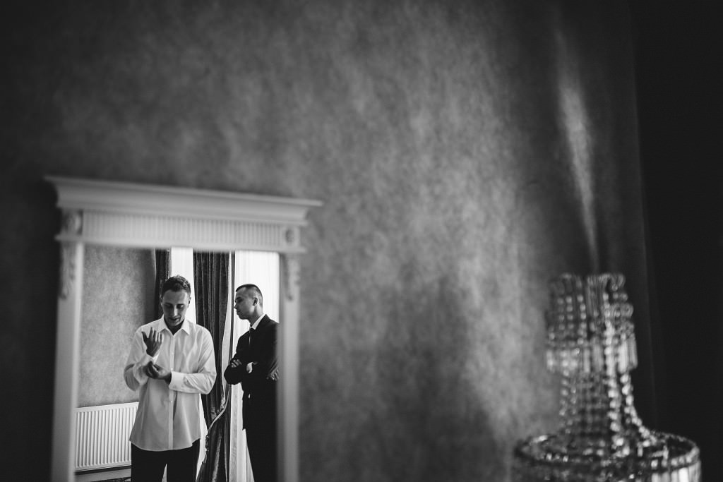 Ewa & Darek - Fotografia ślubna | Pałac Domaniowski | zdjęcia 3