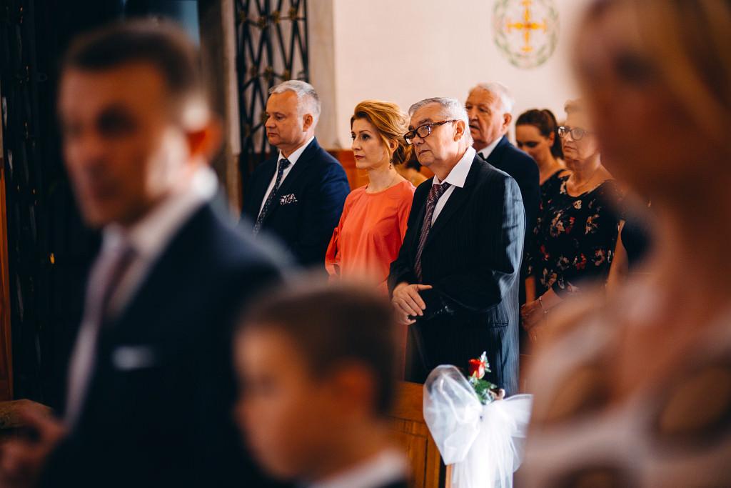 Ewa & Darek - Fotografia ślubna | Pałac Domaniowski | zdjęcia 21