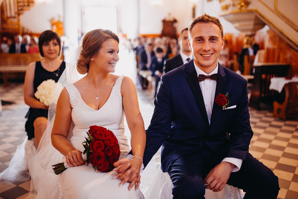 Ewa & Darek - Fotografia ślubna | Pałac Domaniowski | zdjęcia 32
