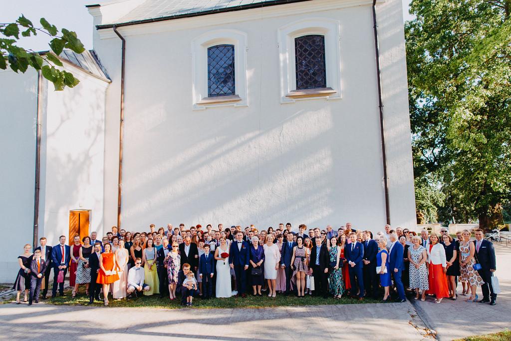Ewa & Darek - Fotografia ślubna | Pałac Domaniowski | zdjęcia 37