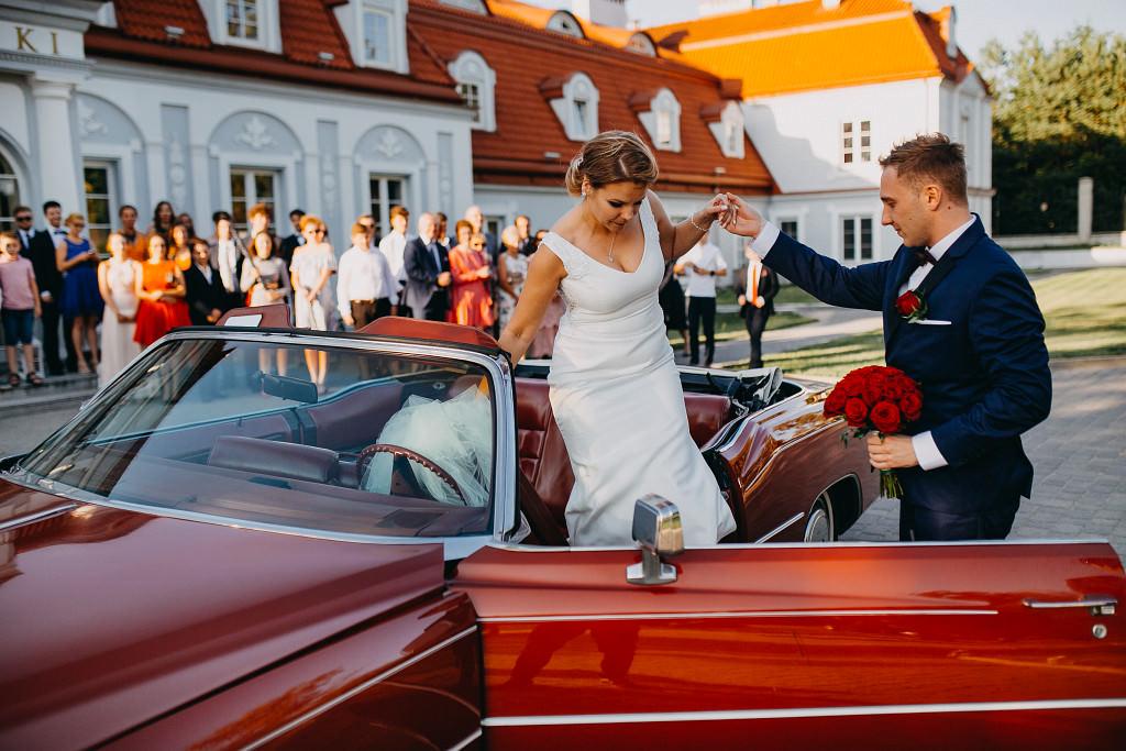 Ewa & Darek - Fotografia ślubna | Pałac Domaniowski | zdjęcia 54