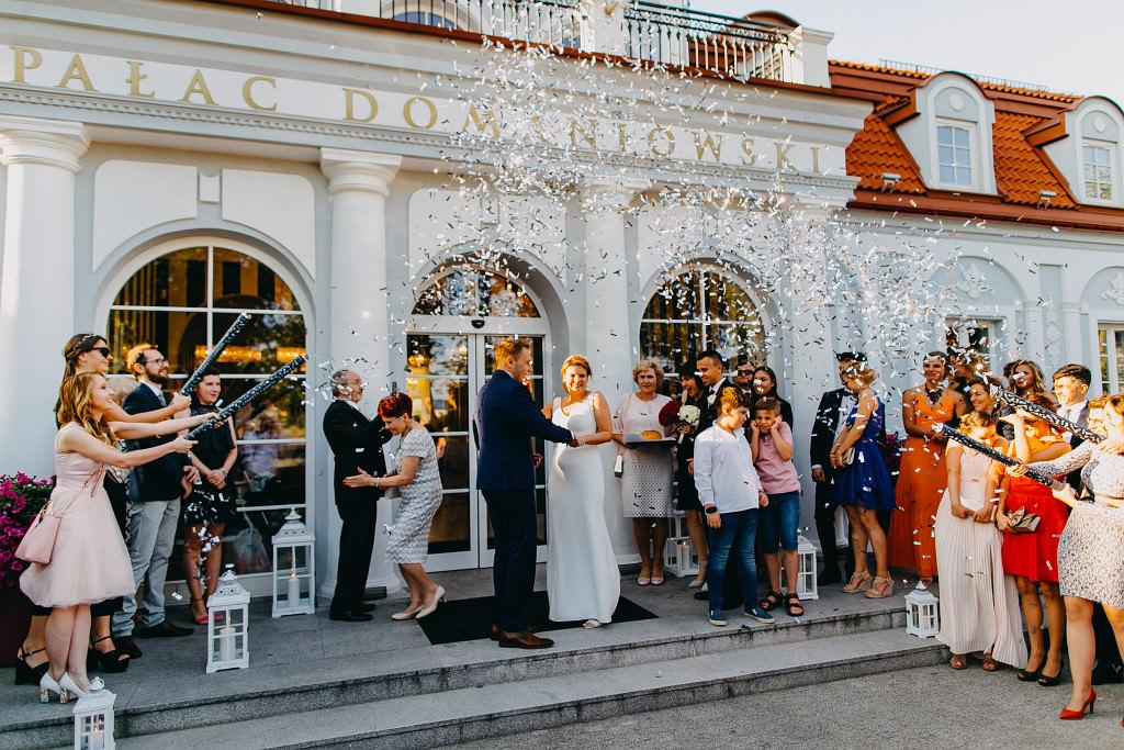 Ewa & Darek - Fotografia ślubna | Pałac Domaniowski | zdjęcia 56