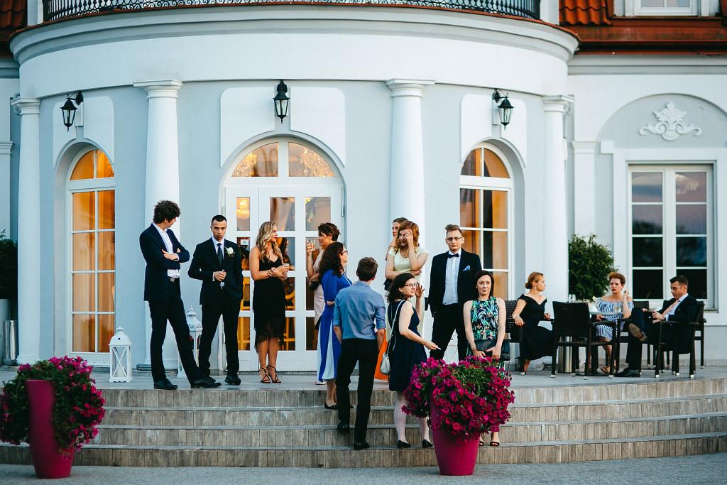 Ewa & Darek - Fotografia ślubna | Pałac Domaniowski | zdjęcia 60