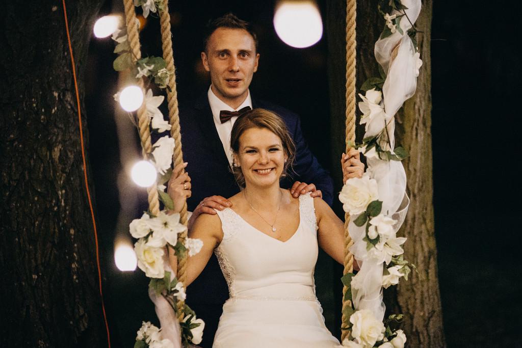 Ewa & Darek - Fotografia ślubna | Pałac Domaniowski | zdjęcia 83