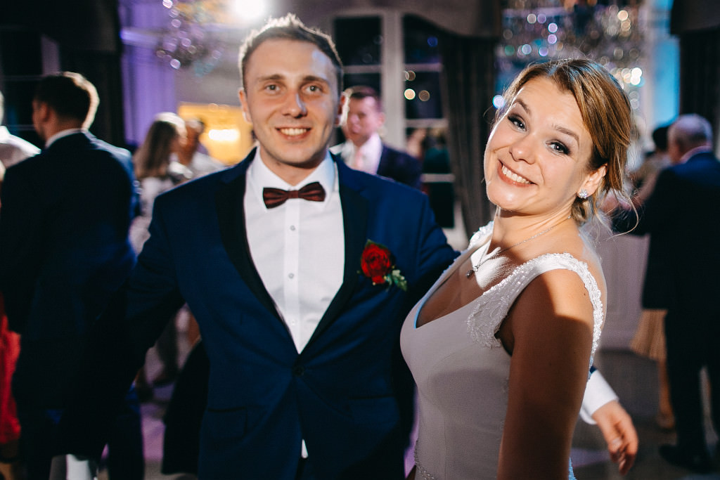 Ewa & Darek - Fotografia ślubna | Pałac Domaniowski | zdjęcia 97
