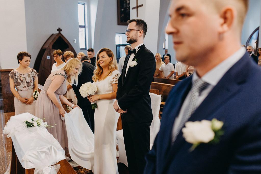 Natalia & Piotr | Fotografia ślubna w Warszawie | Reportaż 13