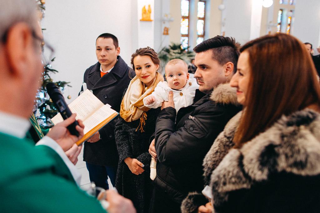 Aleksander - Reportaż z chrztu - Wólka Kosowska | Warszawa 28