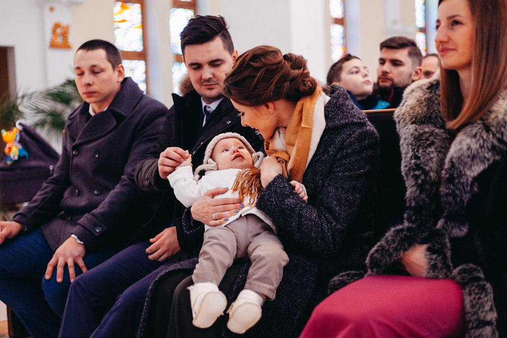 Aleksander - Reportaż z chrztu - Wólka Kosowska | Warszawa 37