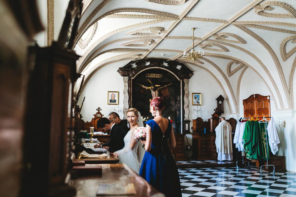 Ania & Piotrek | Leżajsk zdjęcia ślubne | Pałac w Sieniawie 17