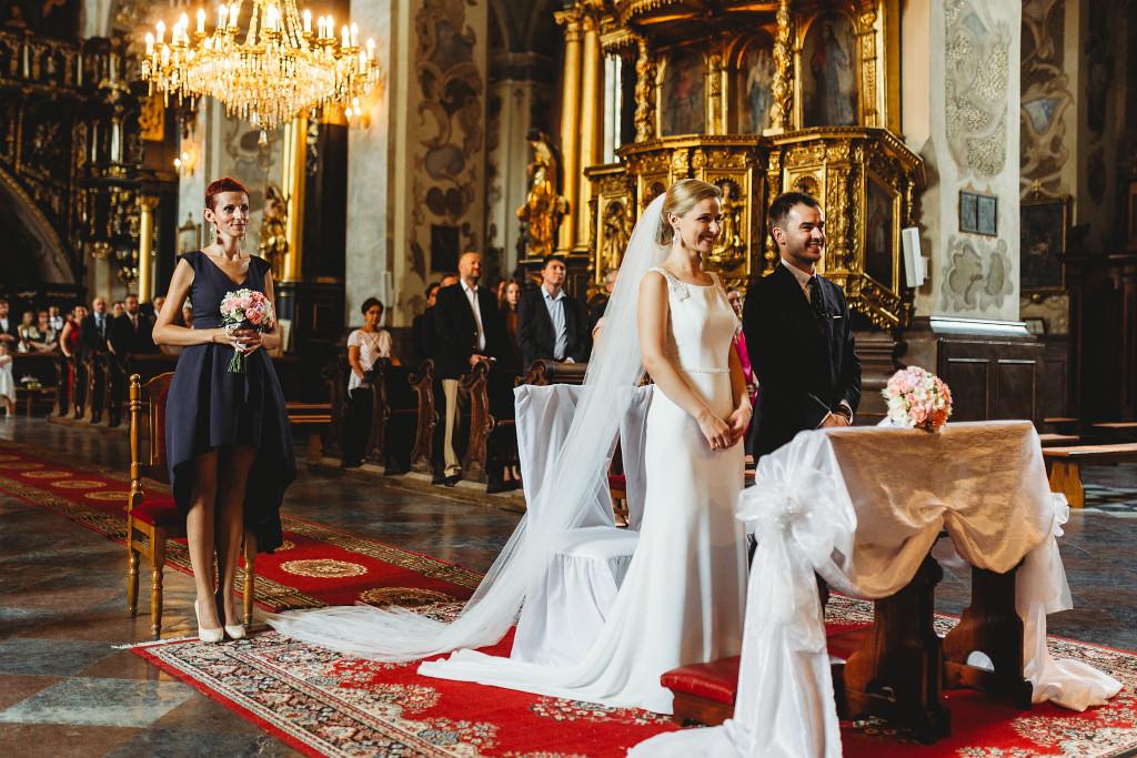 Ania & Piotrek | Leżajsk zdjęcia ślubne | Pałac w Sieniawie 23