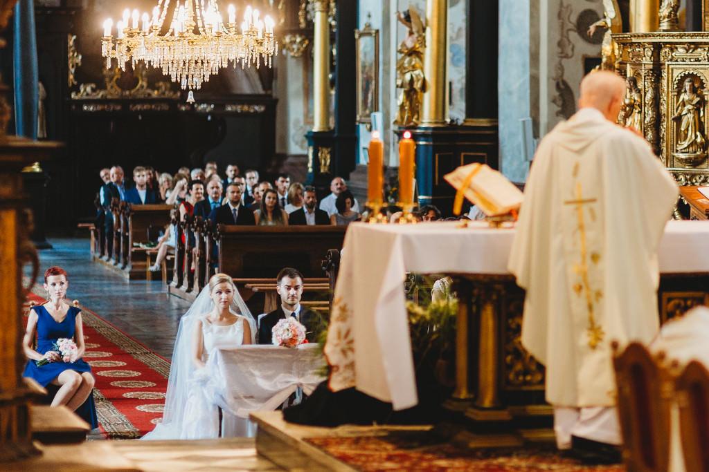 Ania & Piotrek | Leżajsk zdjęcia ślubne | Pałac w Sieniawie 24
