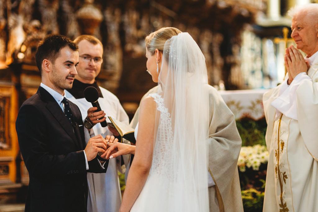 Ania & Piotrek | Leżajsk zdjęcia ślubne | Pałac w Sieniawie 31