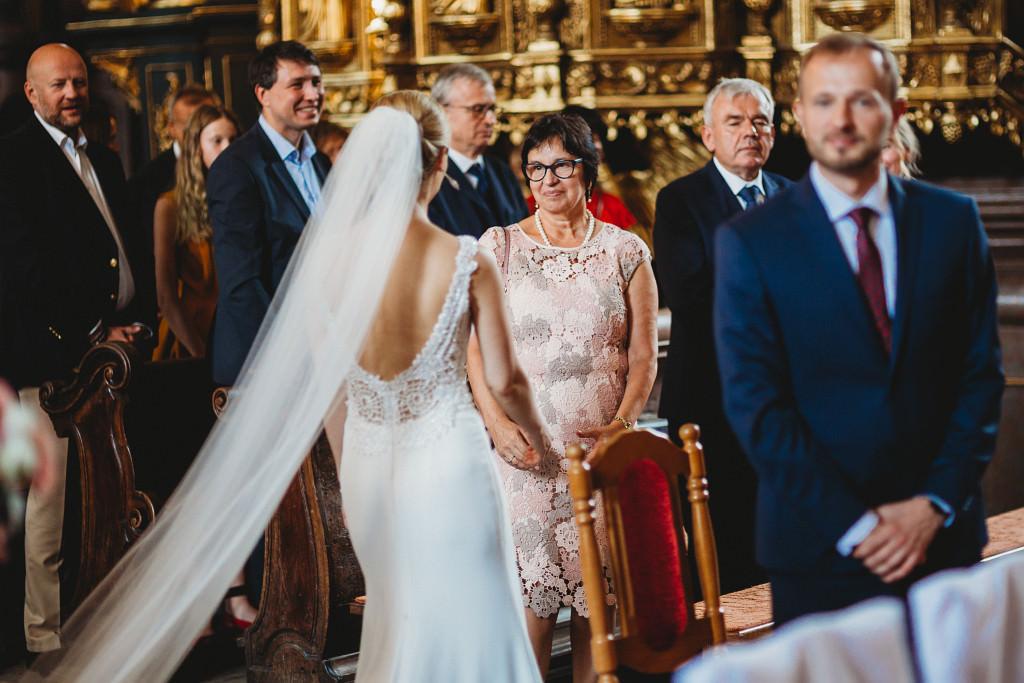 Ania & Piotrek | Leżajsk zdjęcia ślubne | Pałac w Sieniawie 35