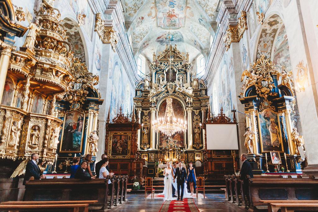 Ania & Piotrek | Leżajsk zdjęcia ślubne | Pałac w Sieniawie 39