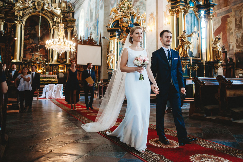 Ania & Piotrek | Leżajsk zdjęcia ślubne | Pałac w Sieniawie 40