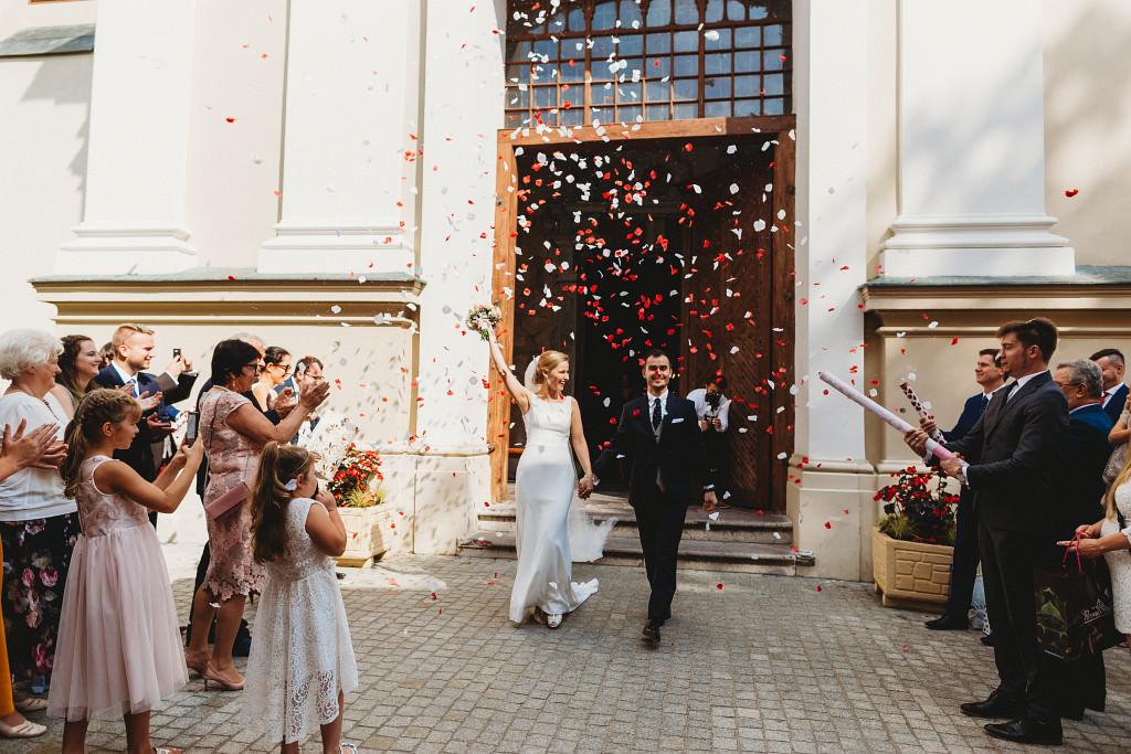 Ania & Piotrek | Leżajsk zdjęcia ślubne | Pałac w Sieniawie 41