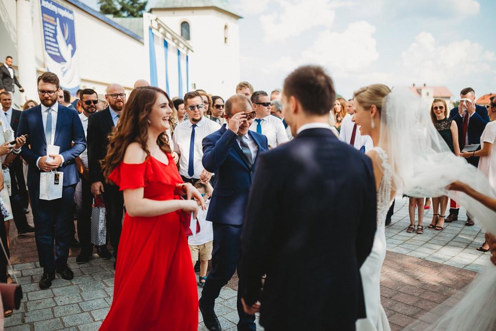 Ania & Piotrek | Leżajsk zdjęcia ślubne | Pałac w Sieniawie 42