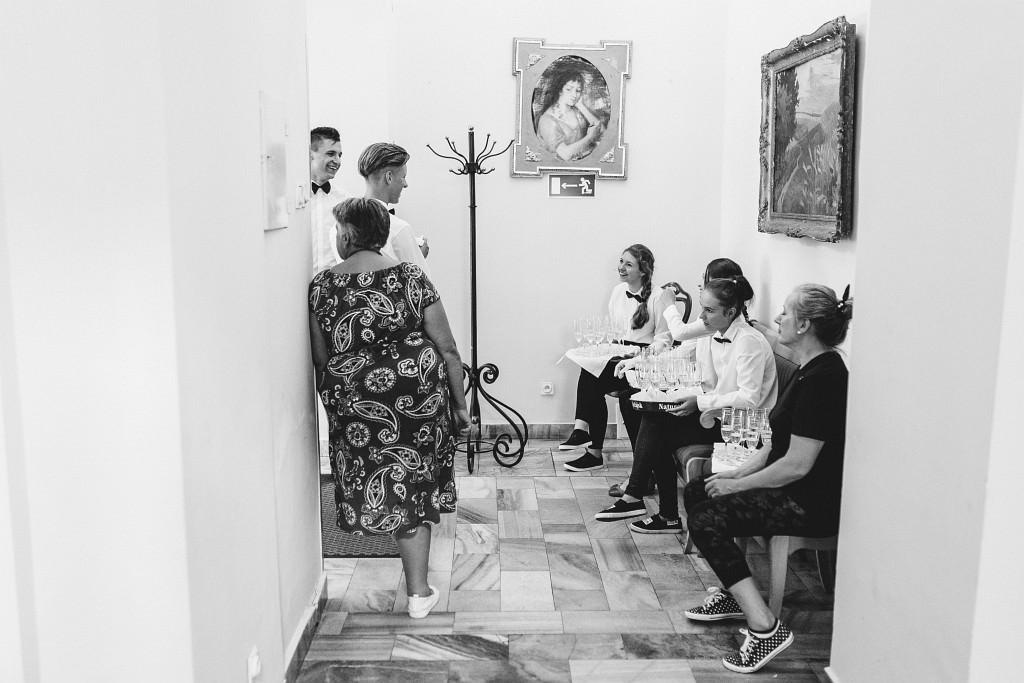 Ania & Piotrek | Leżajsk zdjęcia ślubne | Pałac w Sieniawie 49