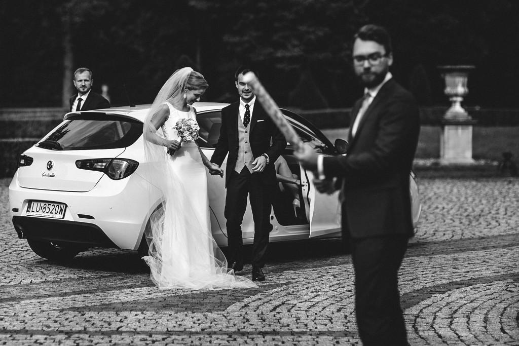 Ania & Piotrek | Leżajsk zdjęcia ślubne | Pałac w Sieniawie 51