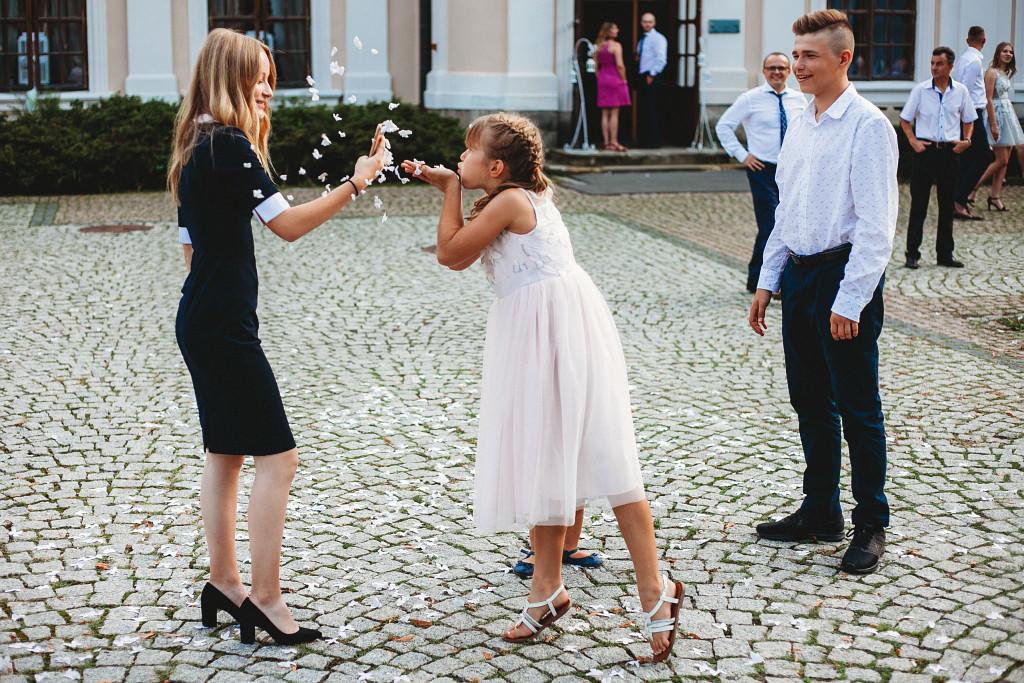 Ania & Piotrek | Leżajsk zdjęcia ślubne | Pałac w Sieniawie 57