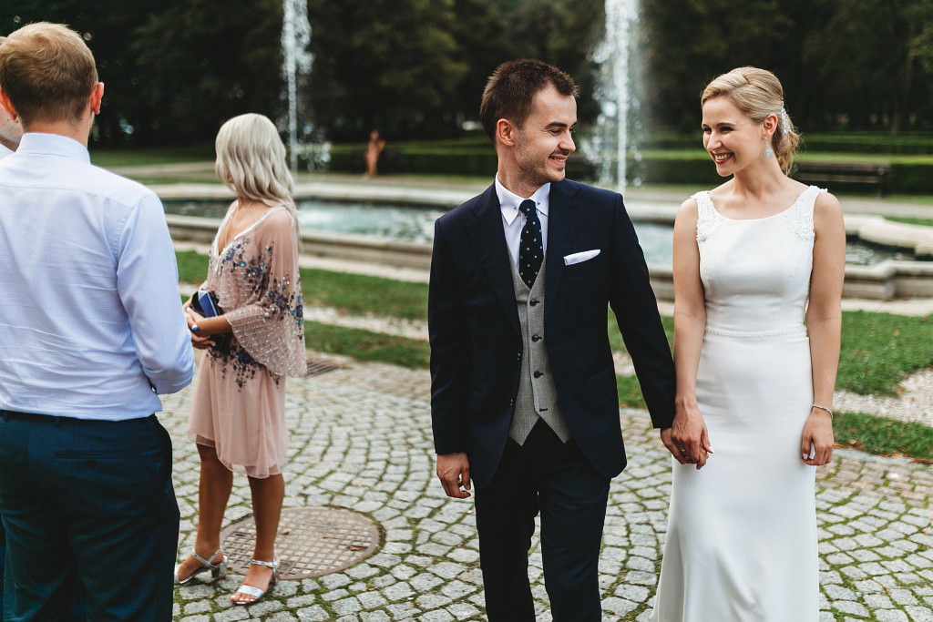 Ania & Piotrek | Leżajsk zdjęcia ślubne | Pałac w Sieniawie 60