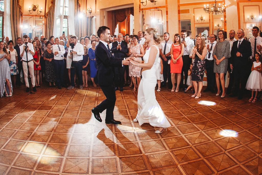 Ania & Piotrek | Leżajsk zdjęcia ślubne | Pałac w Sieniawie 62