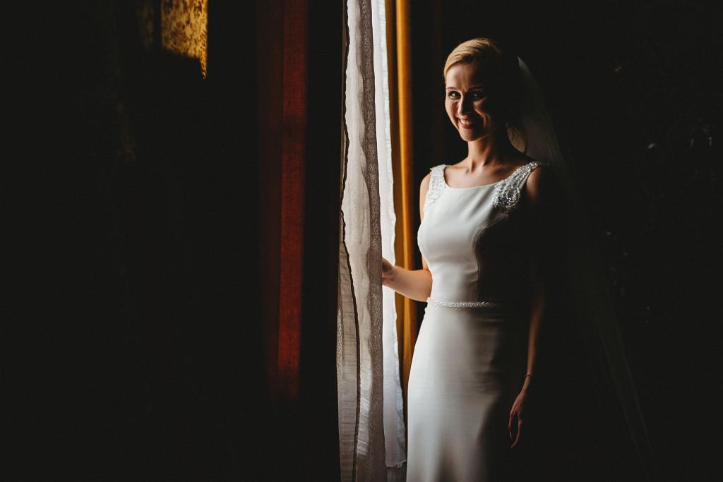 Ania & Piotrek | Leżajsk zdjęcia ślubne | Pałac w Sieniawie 11