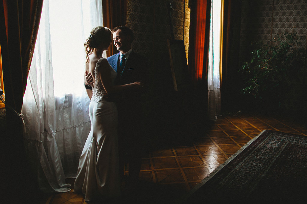 Ania & Piotrek | Leżajsk zdjęcia ślubne | Pałac w Sieniawie 15