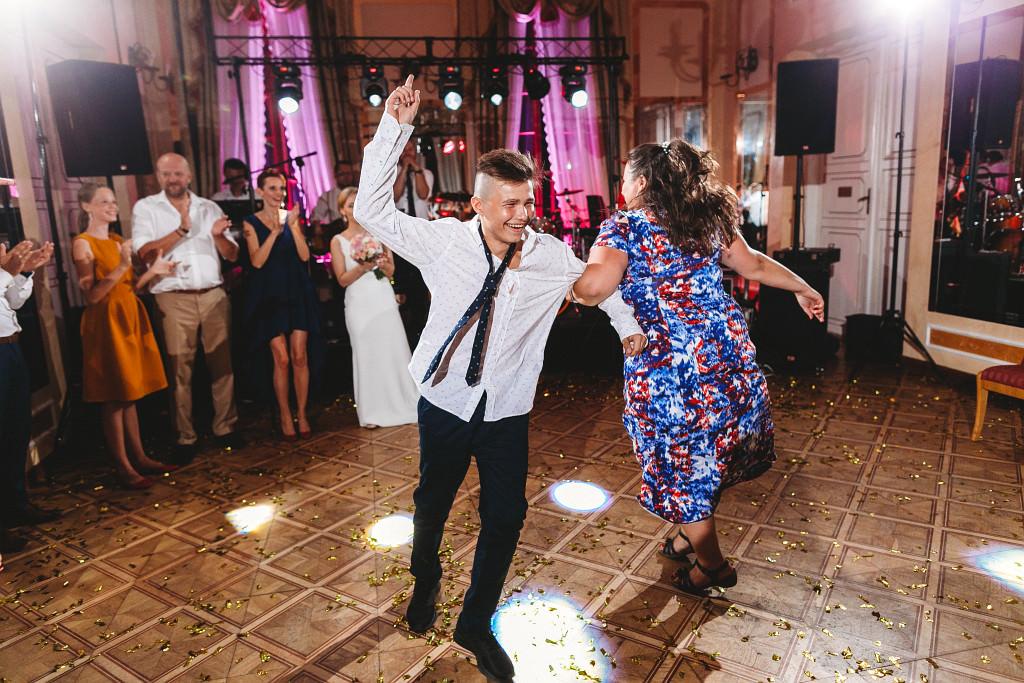 Ania & Piotrek | Leżajsk zdjęcia ślubne | Pałac w Sieniawie 110
