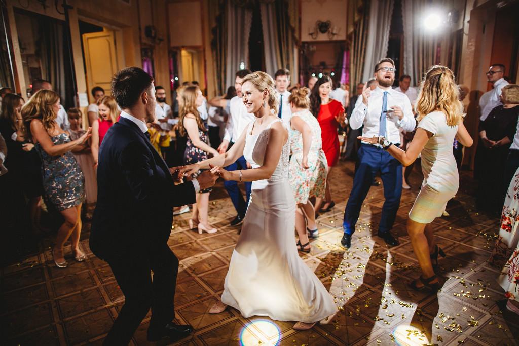 Ania & Piotrek | Leżajsk zdjęcia ślubne | Pałac w Sieniawie 112