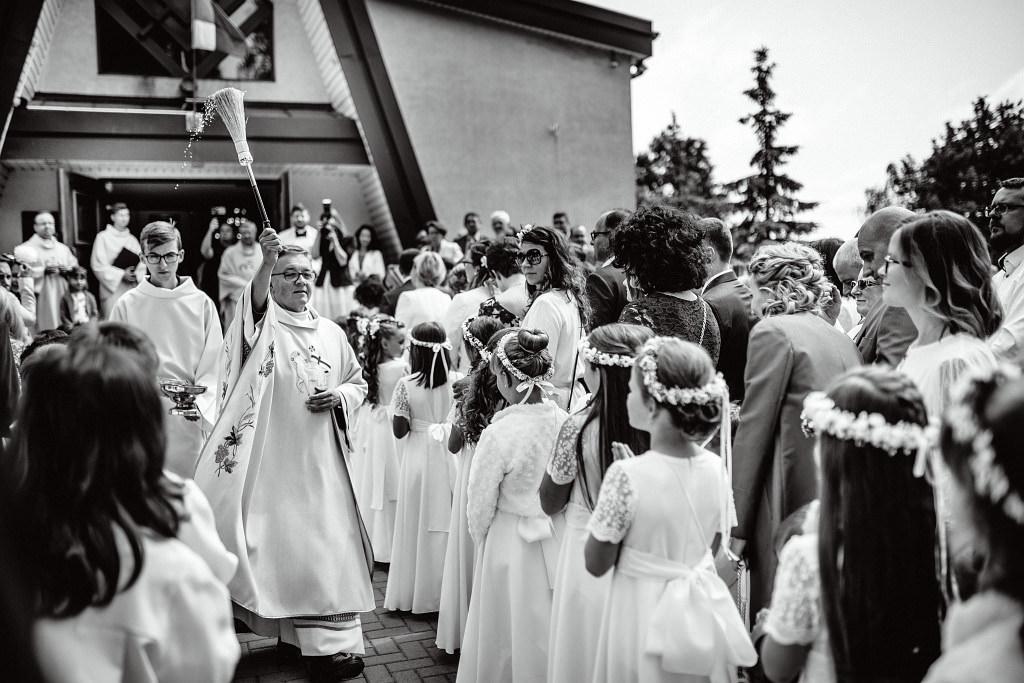 Zdjęcia z I komunii Natalii | Warszawa 21