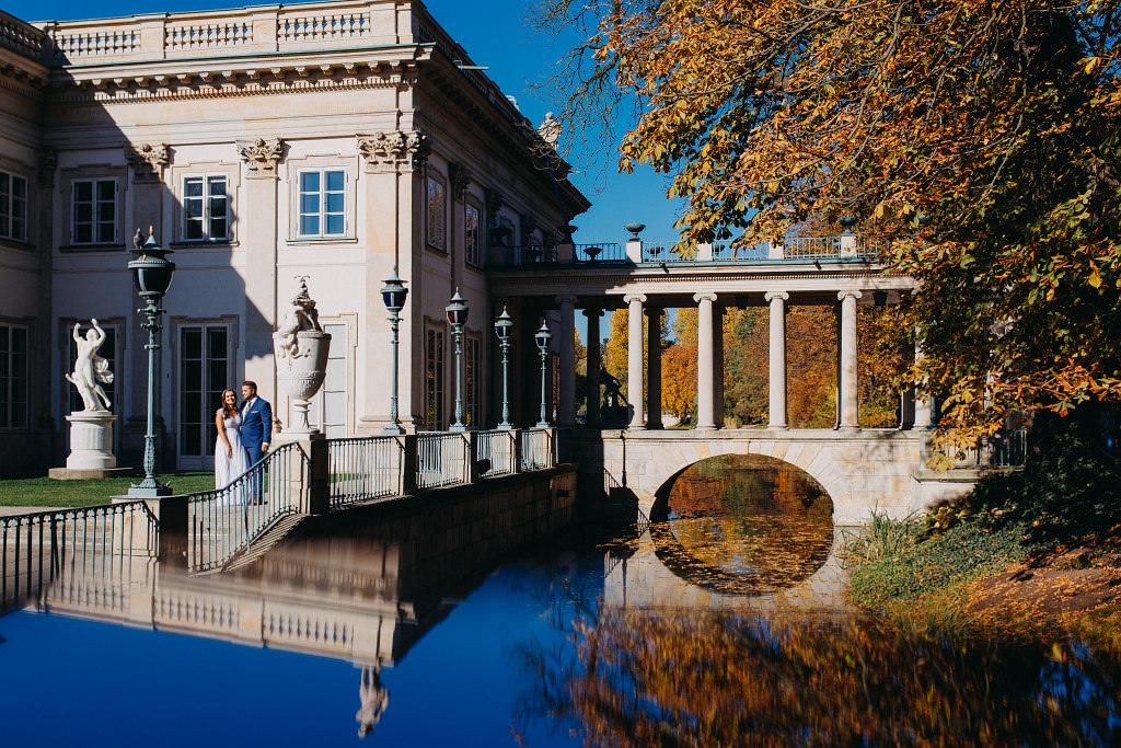 Paula & Przemek | Dwór Sulejów plenerowe zdjęcia ślubne | Reportaż 111