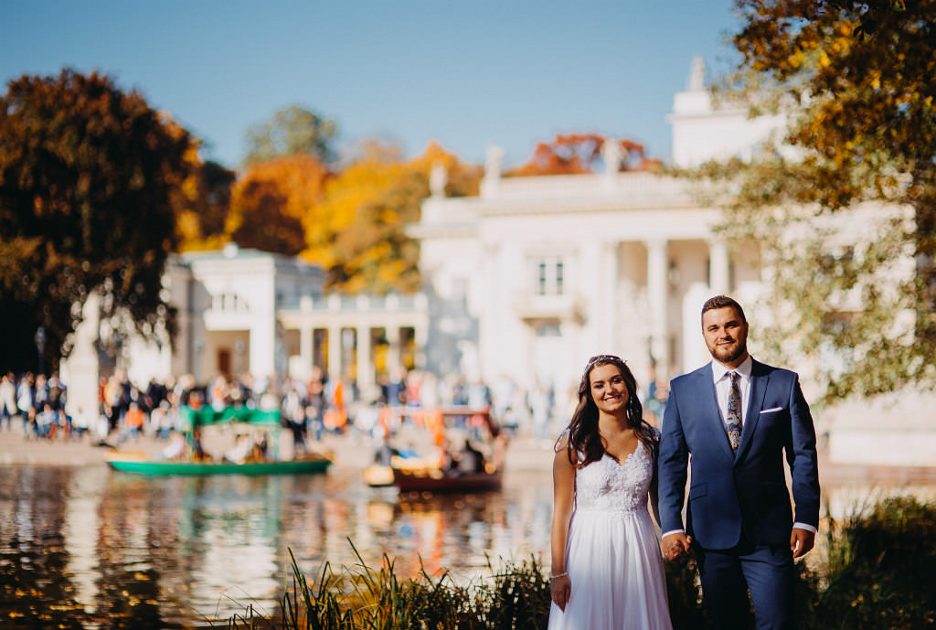 Paula & Przemek | Dwór Sulejów plenerowe zdjęcia ślubne | Reportaż 113
