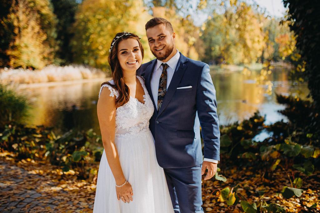 Paula & Przemek | Dwór Sulejów plenerowe zdjęcia ślubne | Reportaż 115