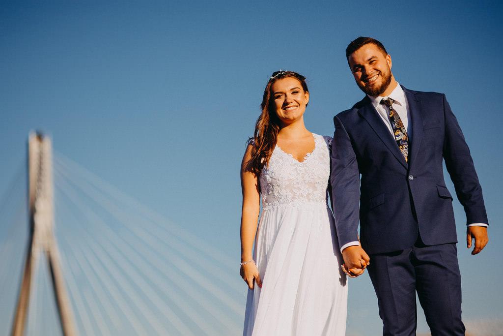 Paula & Przemek | Dwór Sulejów plenerowe zdjęcia ślubne | Reportaż 119