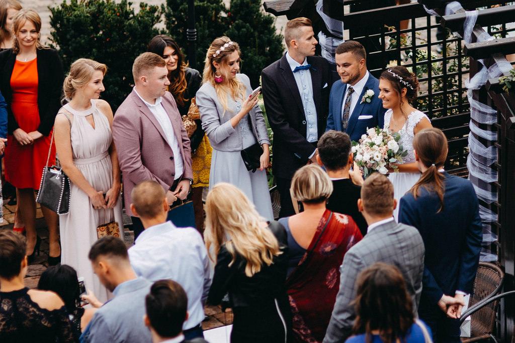 Paula & Przemek | Dwór Sulejów plenerowe zdjęcia ślubne | Reportaż 28