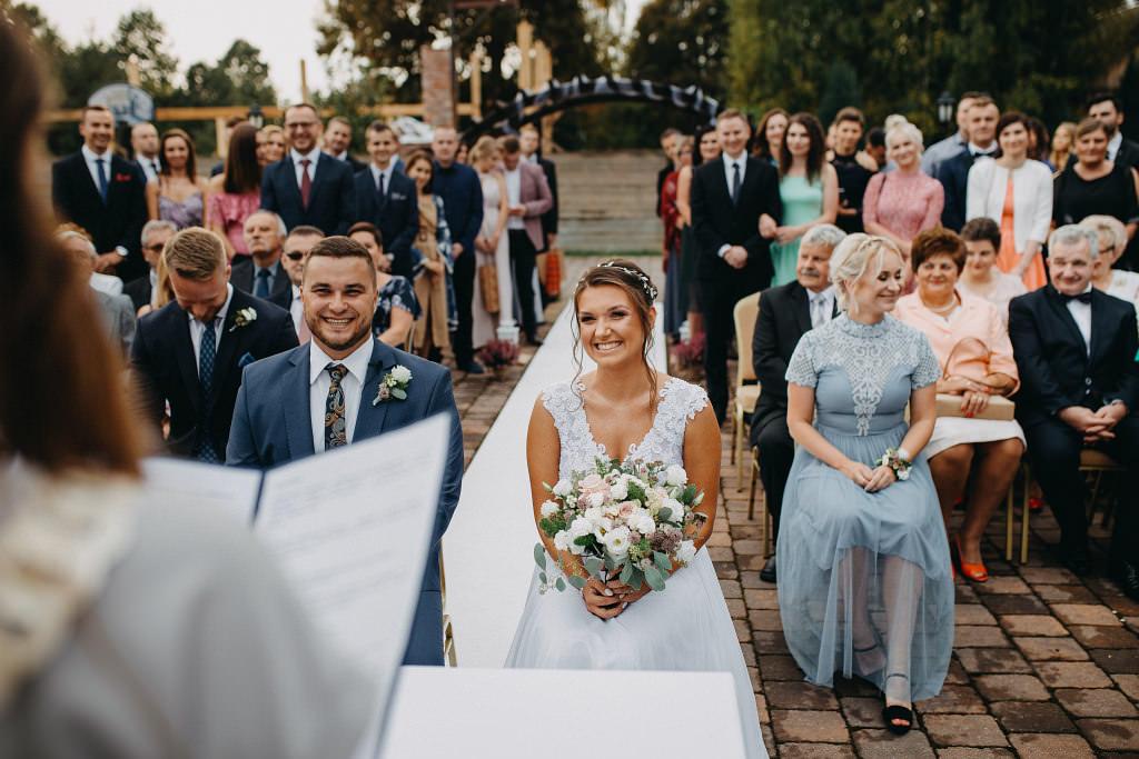 Paula & Przemek | Dwór Sulejów plenerowe zdjęcia ślubne | Reportaż 31