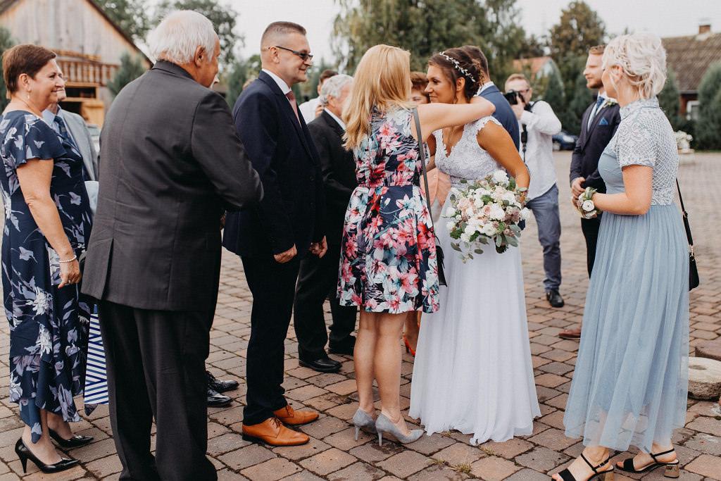 Paula & Przemek | Dwór Sulejów plenerowe zdjęcia ślubne | Reportaż 50