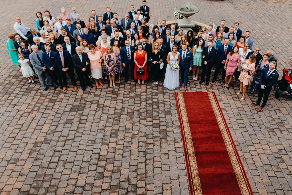 Paula & Przemek | Dwór Sulejów plenerowe zdjęcia ślubne | Reportaż 60