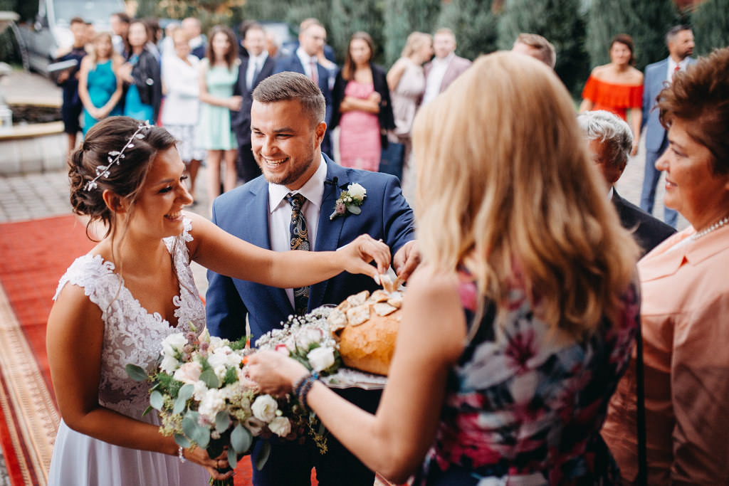 Paula & Przemek | Dwór Sulejów plenerowe zdjęcia ślubne | Reportaż 61
