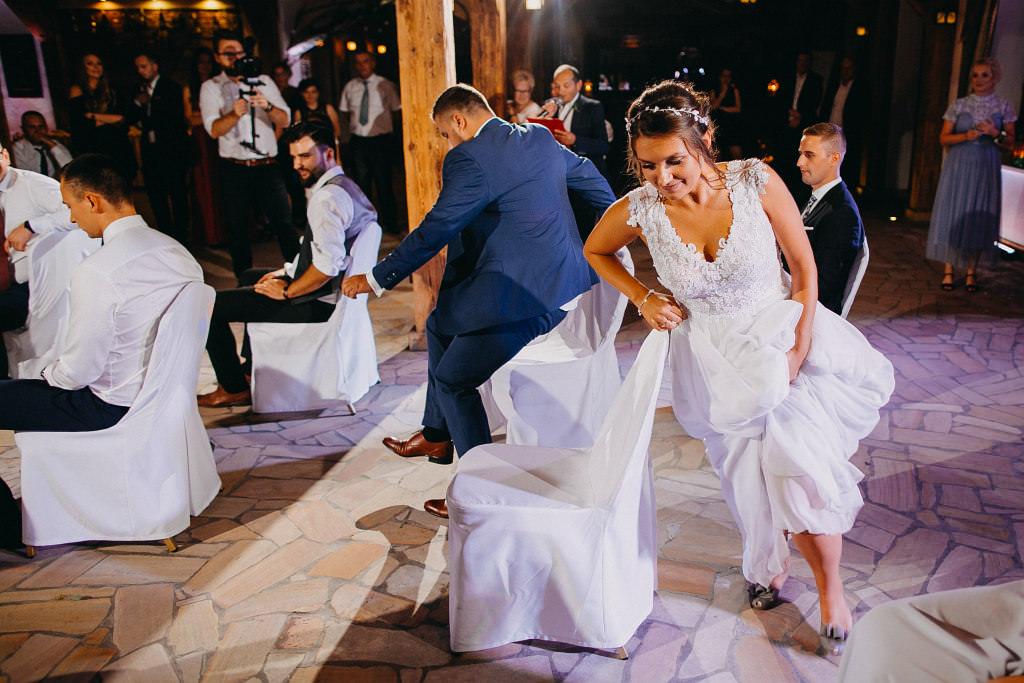 Paula & Przemek | Dwór Sulejów plenerowe zdjęcia ślubne | Reportaż 104
