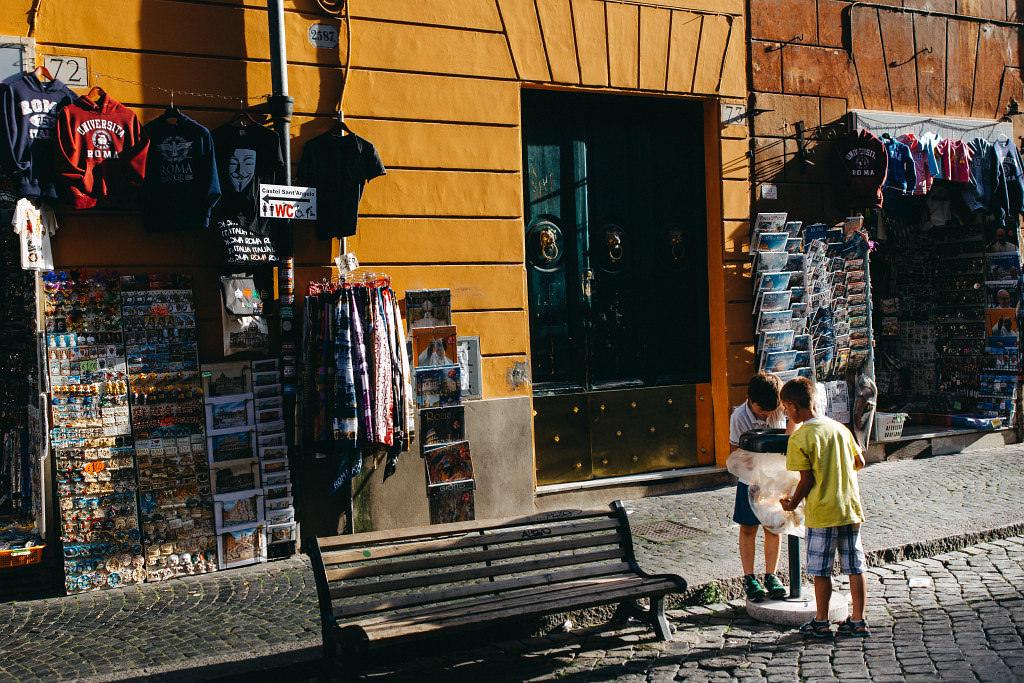 #15 Leisure Time In ... Roma   Rzym w 4 dni 11