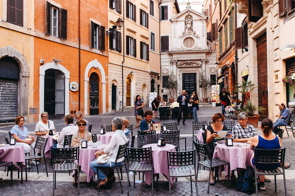 #15 Leisure Time In ... Roma   Rzym w 4 dni 30