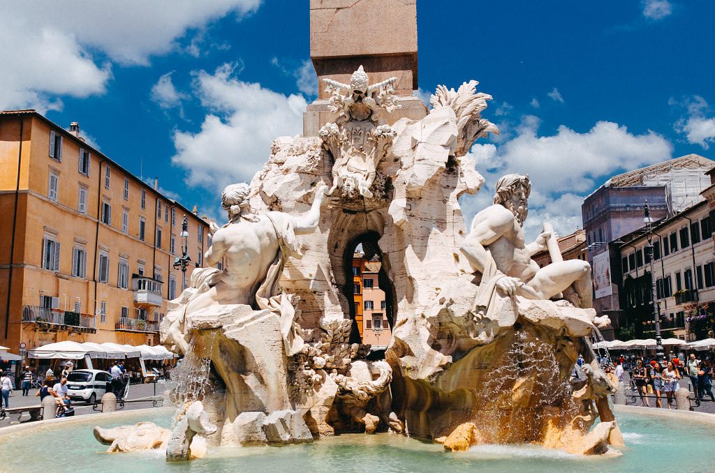 #15 Leisure Time In ... Roma   Rzym w 4 dni 73