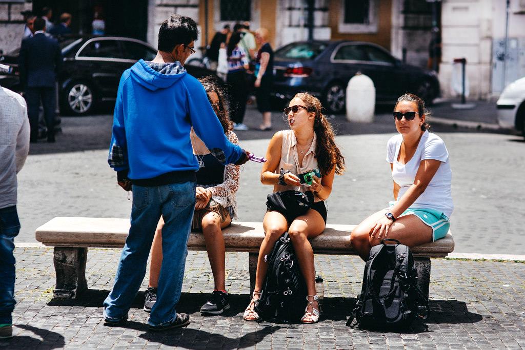 #15 Leisure Time In ... Roma   Rzym w 4 dni 75
